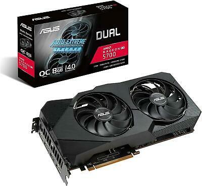 ASUS Radeon RX  XT 8GB OC Graphics Card AMD Radeon RX