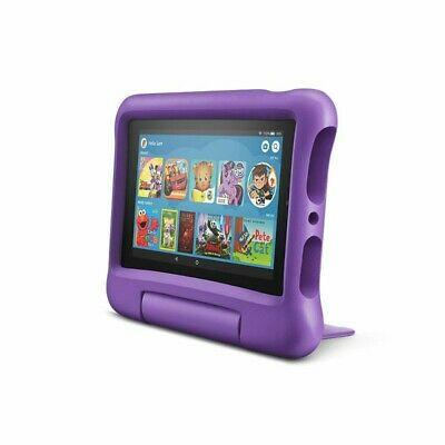 "Amazon Fire 7 Kids Edition 16GB, Wi-Fi Tablet, 7"" - Purple +"
