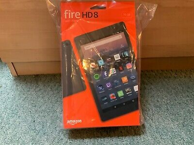 Amazon Fire HD 8 (8th Generation) 32 GB, Wi-Fi, 8 in - Red