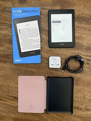 Amazon Kindle Paperwhite (10th Gen) Boxed 8GB, WiFi, Travel