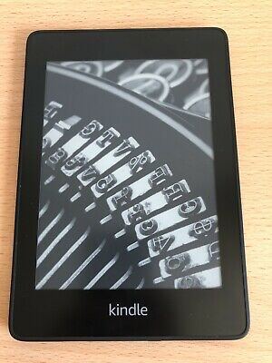 Amazon Kindle Paperwhite 8GB, Wi-Fi, 6 inch Tablet - Black