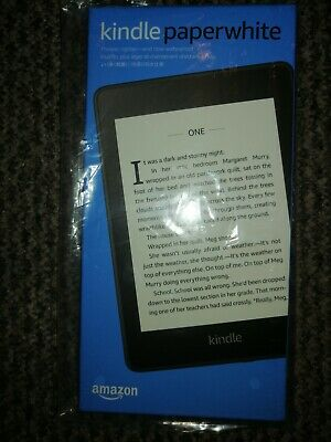 Amazon Kindle Paperwhite 8GB Wifi Black