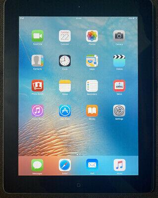 Apple iPad 2 16GB Wi-Fi 9.7inch Black iOS 9. Grade A