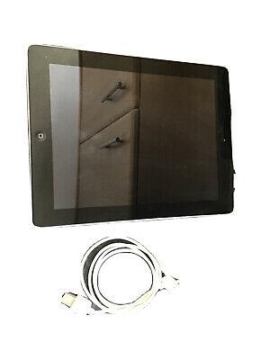 Apple iPad 2 64GB, Wi-Fi 9.7in - Black