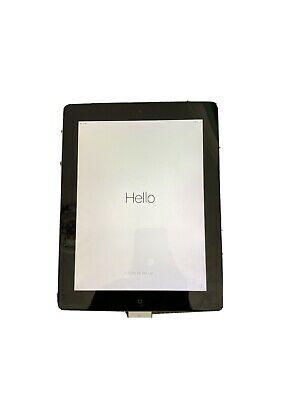 Apple iPad 2 64GB, Wi-Fi + Cellular, 9.7in IMMACULATE