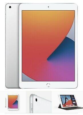 Apple iPad 7th Gen. 32GB, Wi-Fi, 10.2 in - Silver -New