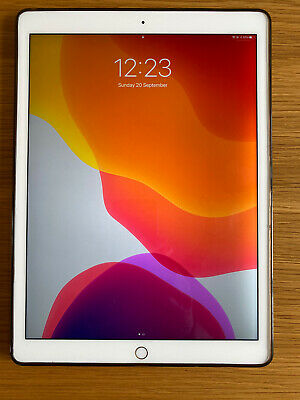 Apple iPad Pro 1st Gen. 128GB, Wi-Fi, 12.9 in - Gold