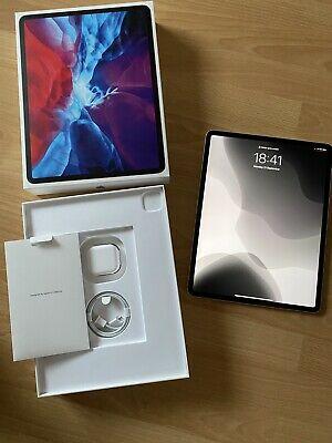 Apple iPad Pro 4th Gen. 128GB, Wi-Fi + 4G (Unlocked), 12.9