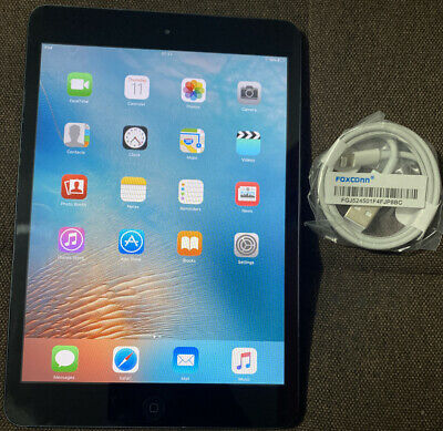 Apple iPad mini 1st Gen. 32GB, Wi-Fi, 7.9in - Black - iOS