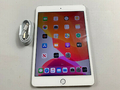 Apple iPad mini 4 16GB, Wi-Fi, 7.9in - Silver READ MAIN -