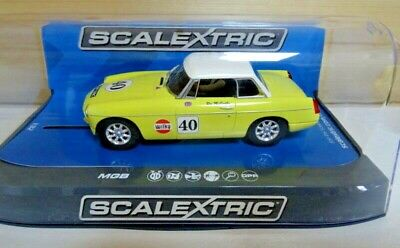 MGB Thoroughbred Sports Car Series No.40 C Scalextric