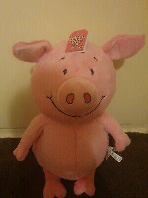 Marks And Spencer M&S PERCY PIG Plush Soft Toy  Brand