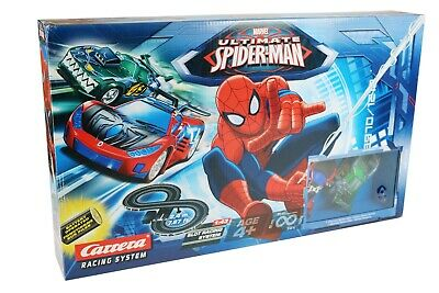 * Marvel The Ultimate Spider-Man Carrera Racing System Ages