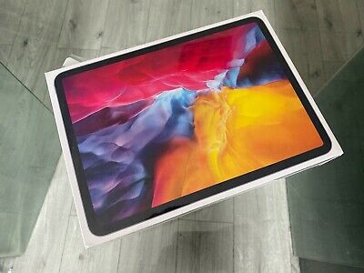 "New Apple 11"" iPad Pro nd Gen Cellular - 256GB,"