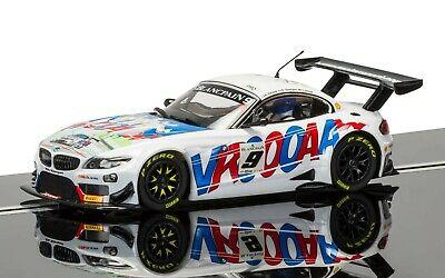 SCALEXTRIC Slot Car - C - BMW Z4 - GT3 - Roal Motorsport