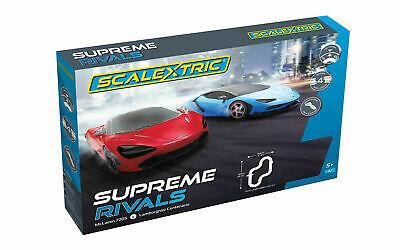 SCALEXTRIC Supreme Rivals Race Track Set C - McLaren