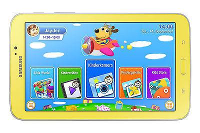 Samsung Galaxy Tab 3 Kids SM-TGB 7in Tablet