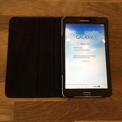 Samsung Galaxy Tab 4 SM-TGB, Wi-Fi, 7in Screen, Ebony