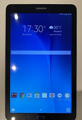 "Samsung Galaxy Tab E T560 Tablet 9.6"" 8GB WiFi 5MP Cam 1.5GB"