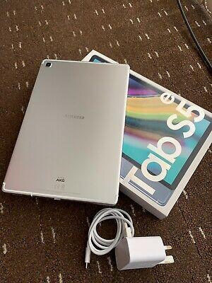 Samsung Galaxy Tab S5e 64GB, Wi-Fi, 10.5in - Silver