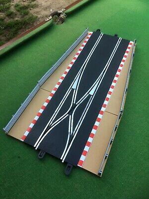 Scalextric C Scale Straight Lane Change Track