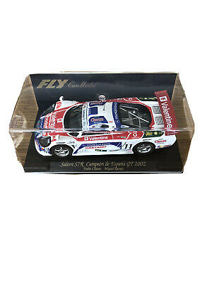 Slot Car Scalextric Fly  Saleen S7R Champion Spain Gt