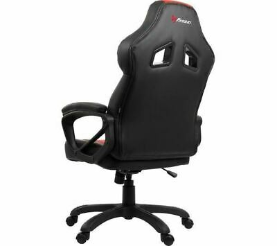 AROZZI Monza Gaming Chair - Red & Black - Currys - DAMAGED