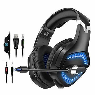 Gaming Headset for Nintendo Switch PS4 Xbox One, ONIKUMA