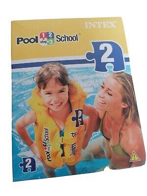 Intex Pool School Kids Swim Vest Sport Life Jacket Floating