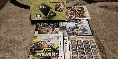 Nintendo 2DS XL with Mario Kart 7 + 6 games