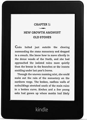 Amazon Kindle Paperwhite (6th Generation) 2GB, Wi-Fi + 3G