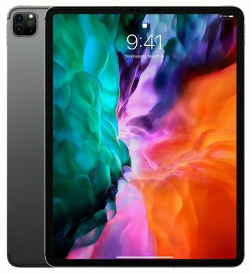 Apple iPad Pro 4th Gen. 1TB, Wi-Fi + 4G (Unlocked), 12.9 in