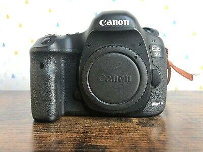 Canon EOS 5D Mark III 22.3MP Digital SLR Camera Body - Black
