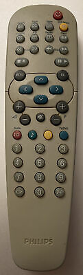 Genuine Philips RC/01 Remote Control For TV, Used,
