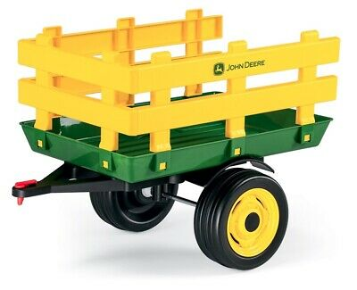 John Deere Stake Side Trailer For Ground Tractors