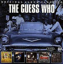 Original Album Classics by Guess Who,the