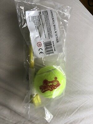 Original Mookie Replacement Swingball Ball and Tether Rope
