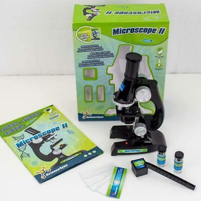Science4You Microscope II Kit Educational Science STEM