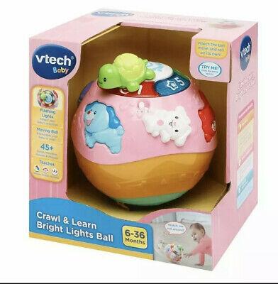 V TECH Baby Crawl & Learn Bright Lights Ball 6-36 Months -
