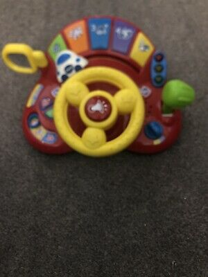 Vtech Tiny Tot Driver Toddler Interactive Driver Toy