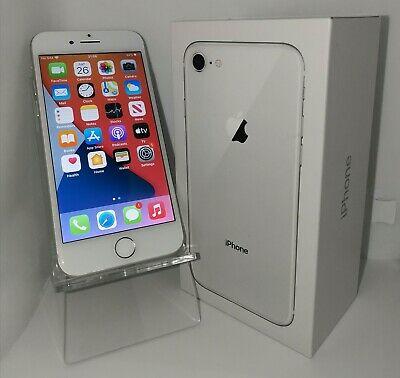 Apple iPhone 8 64GB SILVER UNLOCKED - GRADE A STUNNING - 3
