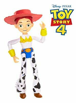 "Disney Pixar Toy Story 4 Jessie Figure, 8.8"" Tall, Posable"