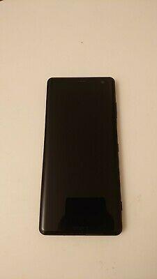 Good Condition Sony Xperia XZ3 64GB Black Unlocked