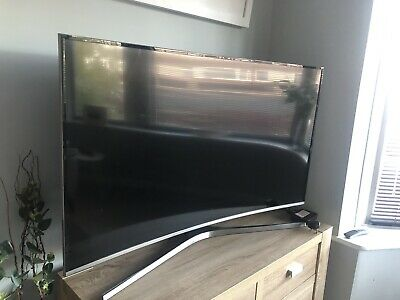 Samsung UE49K Inch Smart Full HD Curved HDR LED TV