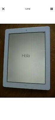 Apple iPad 4th Gen. 16GB, Wi-Fi + Cellular (Unlocked), 9.7in
