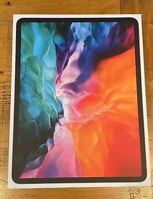 Apple iPad Pro 4th Gen. 256GB, Wi-Fi, 12.9 in - Space Grey