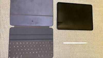 Apple iPad Pro GB Wi-Fi. With Keyboard Folio and 2nd