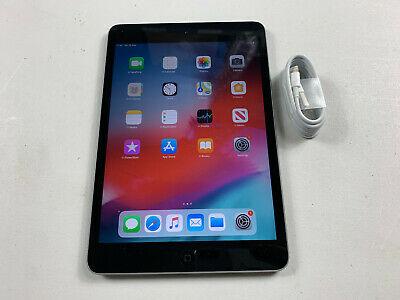 Apple iPad mini 2 16GB, Wi-Fi, 7.9in -Space Grey- iOS 12