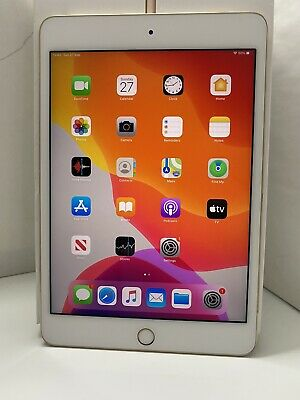 Apple iPad mini 4 16GB, Wi-Fi, 7.9in - Gold 3A335B/A