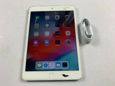 Apple iPad mini GB, Wi-Fi, 7.9in - Silver READ MAIN Ref